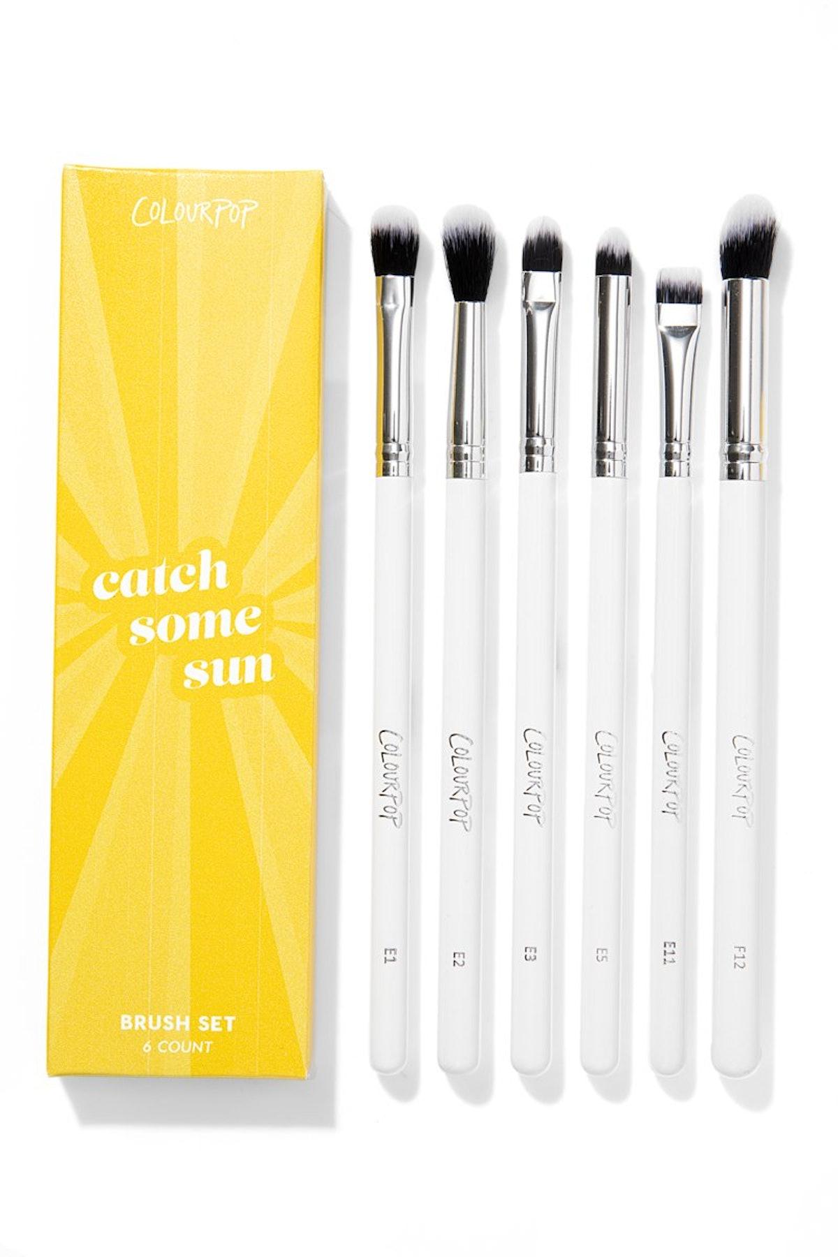 Catch Some Sun Brush Set