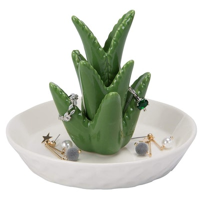 Home Smile Aloe Ring Holder