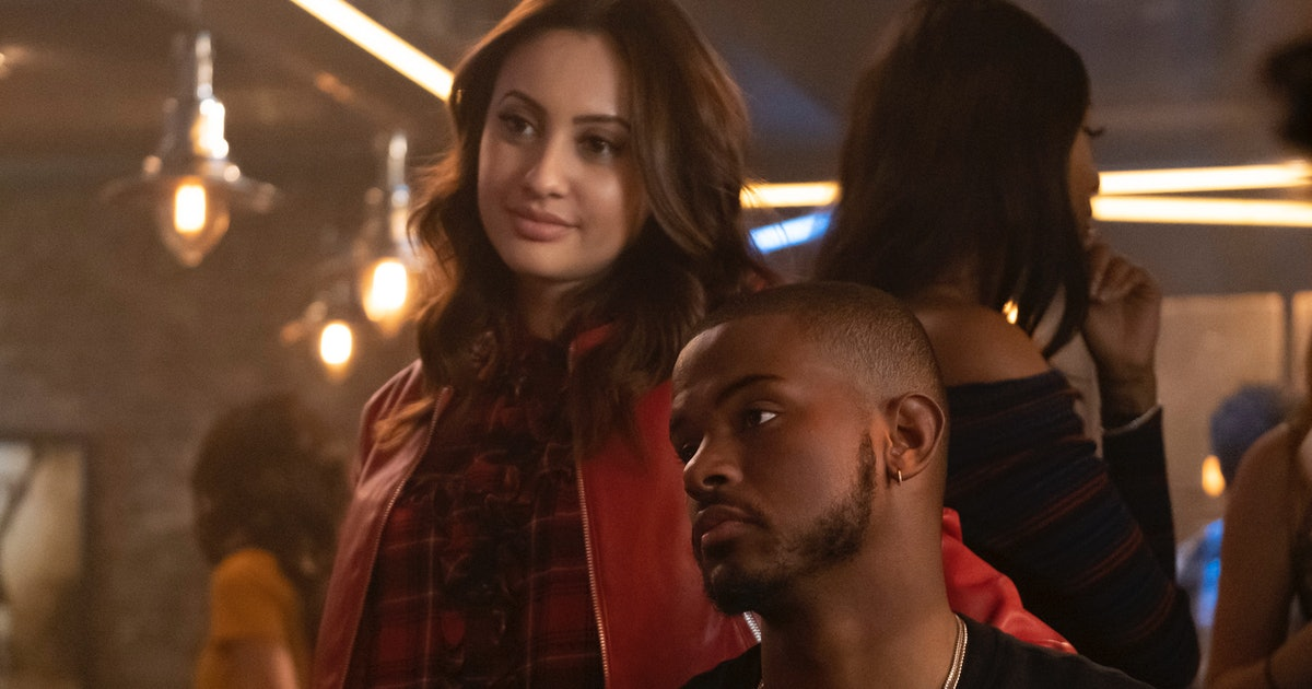 Ana & Aaron's Relationship On 'grown-ish' Is Proof That Love Hurts