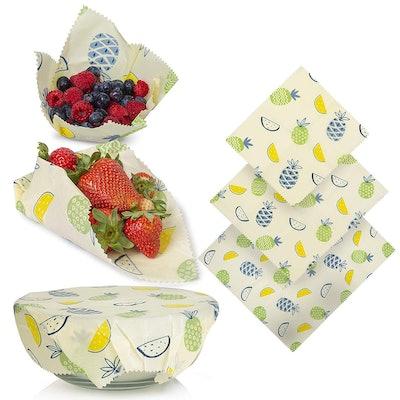Savourio Food Wraps (3 Pack)