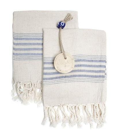 Ahenque Linen Tea Towels (Set of 2)
