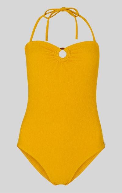 Tort Ring Square Swimsuit