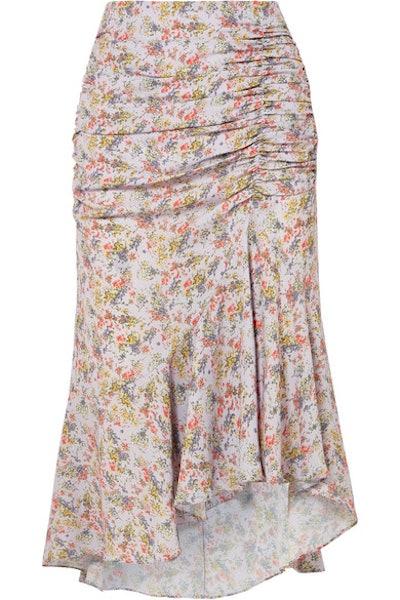 Freida Midi Skirt