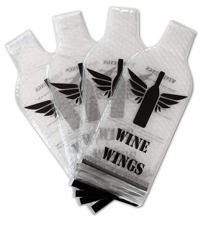 Wine Bottle Protector (4 Pack)