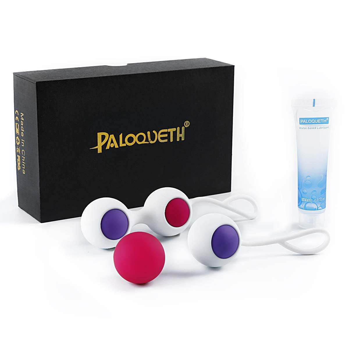 Paloqueth Kegel Balls Exercise Weight