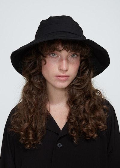 Panel Crochet Hat
