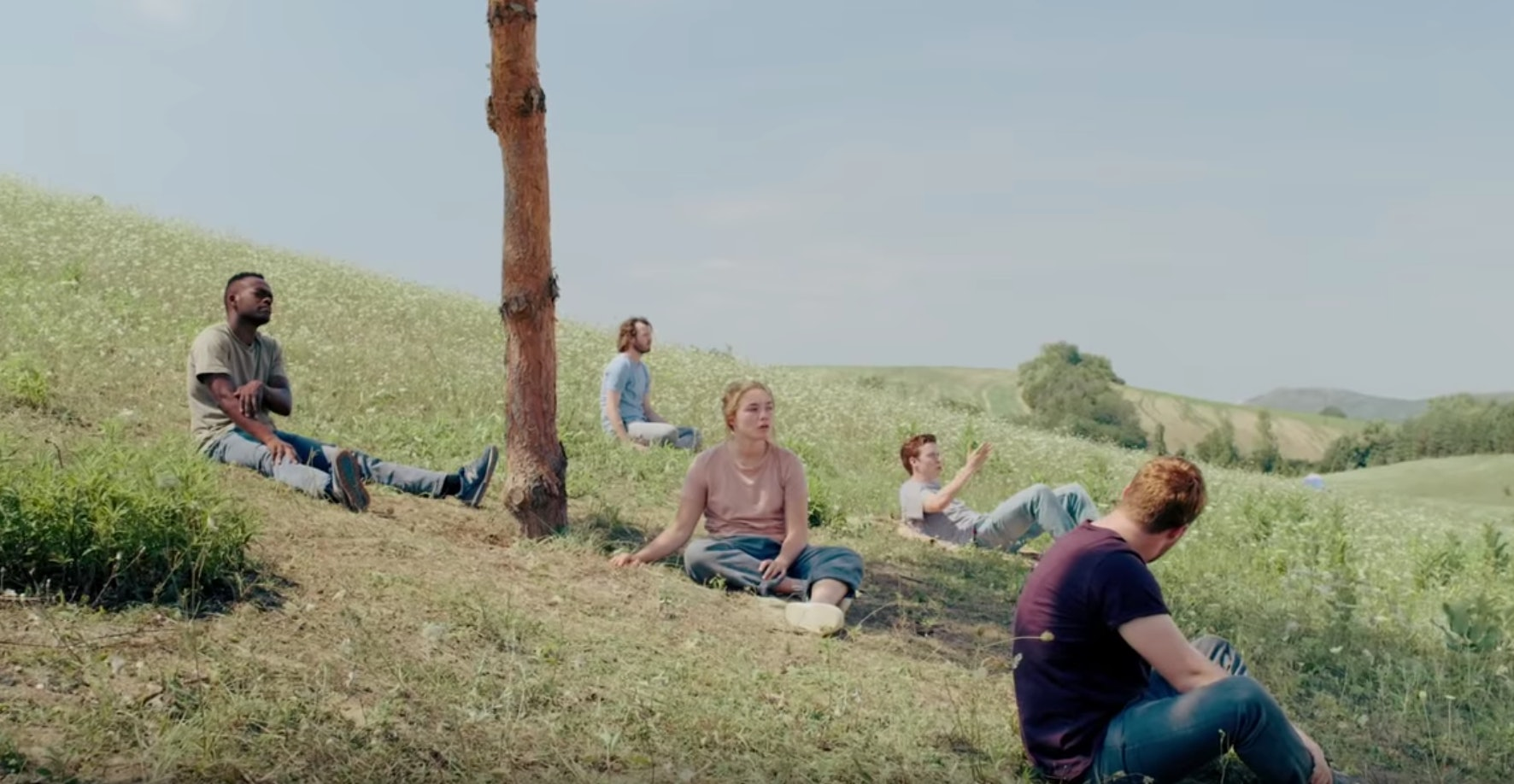 Where Was 'Midsommar' Filmed? The Rustic Swedish Village Was ...