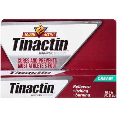 Tinactin Antifungal Cream For Athlete's Foot