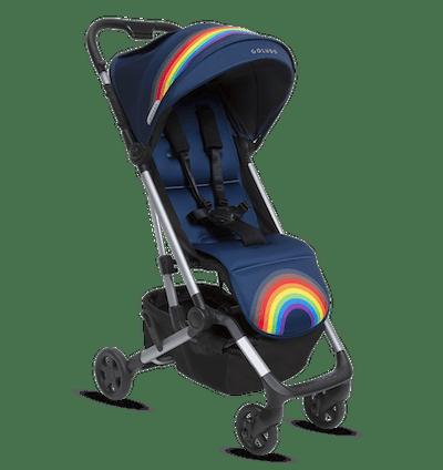 Colugo Compact Stroller in Pride