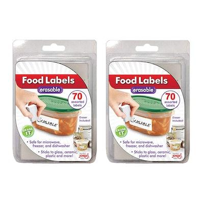 Jokari Food Labels (2 Pack)