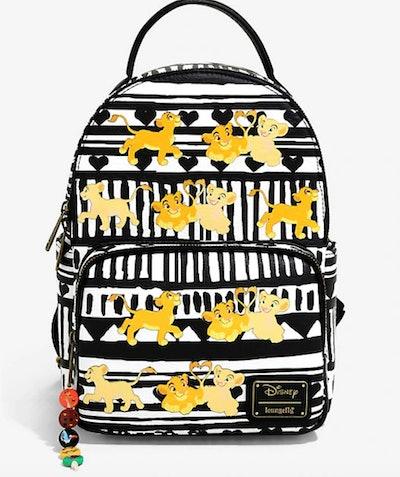 Loungefly Disney 'The Lion King' Simba & Nala Mini Backpack