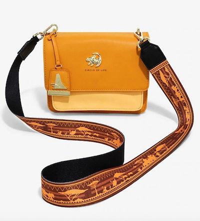 Loungefly Disney 'The Lion King' Hakuna Matata Crossbody Bag