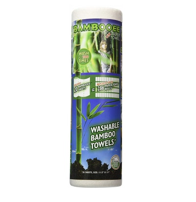 Bambooee Reusable Bamboo Towels