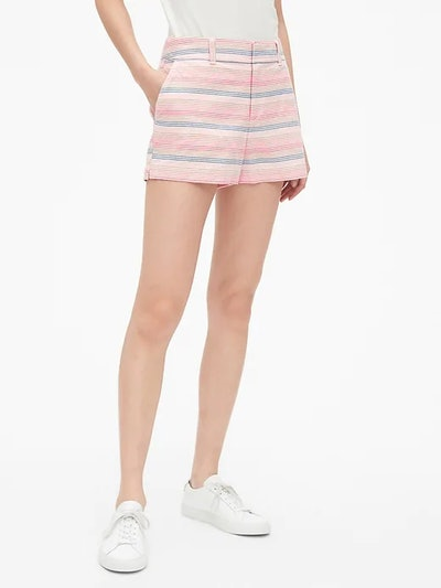 "Mid Rise 3"" City Shorts"
