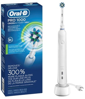 Oral-B White Pro Electric Toothbrush