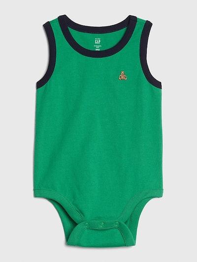 Baby Brannan Bear Tank Bodysuit