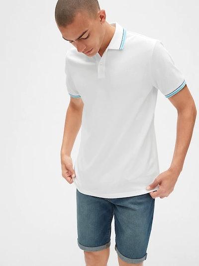 All Day Pique Polo Shirt