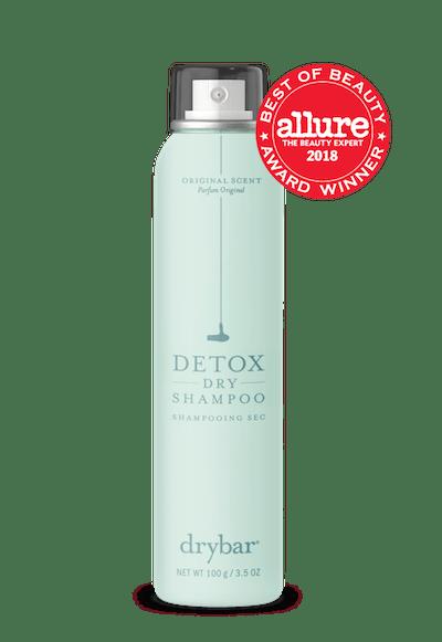 Detox Dry Shampoo — Original Scent