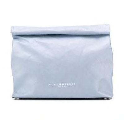 Lunchbag Clutch
