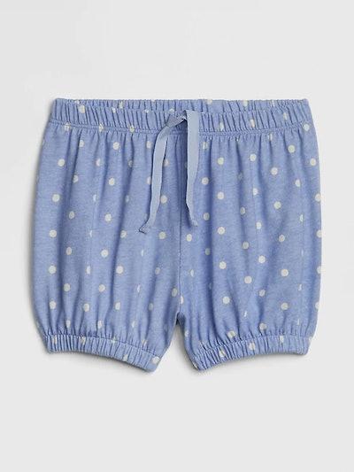 Toddler Print Bubble Shorts