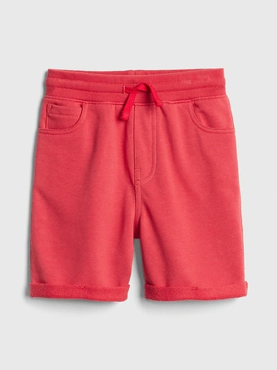 Toddler 5-Pocket Shorts In French Terry