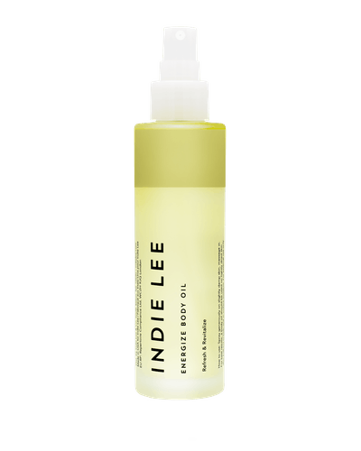 Energize Body Oil
