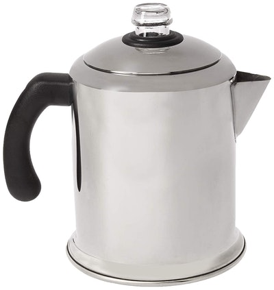 Farberware Stainless Steel Yosemite 8-Cup Coffee Percolator