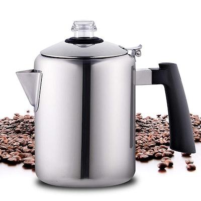Cook N Home 8-Cup Coffee Percolator