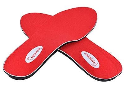 Samurai Insoles Orthotics For Flat Feet