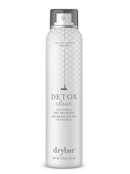 Detox Clear Invisible Dry Shampoo
