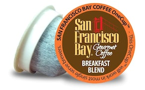 San Francisco Bay OneCup (Pack of 80)