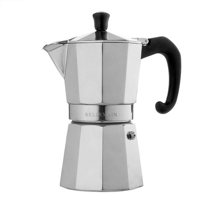 Bellemain 6-Cup Stovetop Espresso Maker