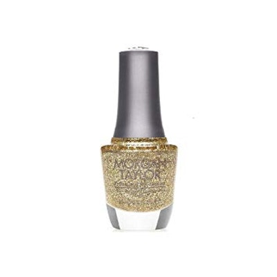 Nail Lacquer in All That Glitter is Gold
