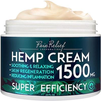 Pain Relief Inc. Hemp Pain Cream
