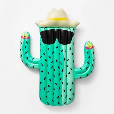 Cactus Pool Float - Sun Squad™
