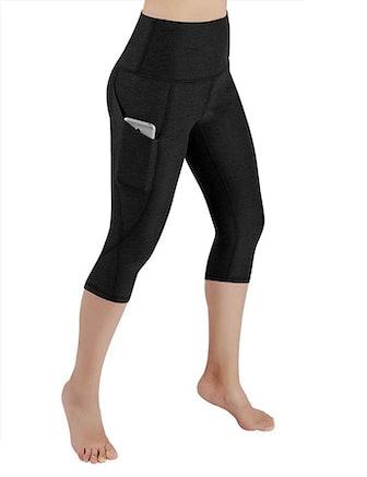 ODODOS Side Stitch Yoga Pants