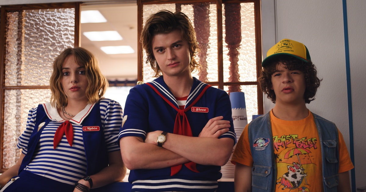 Is Scoops Ahoy From 'Stranger Things 3' A Real Ice Cream Shop? It's About To Be Your Favorite Hawkins Hangout