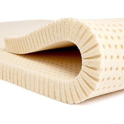 Sleep On Latex Pure Green 100% Natural Latex Mattress Topper