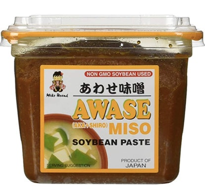 You can add miso to your ramen.