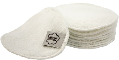 ImseVimse Reusable Cotton Cleansing Pads (10 pack)