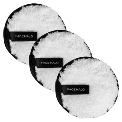 Face Halo The Modern Makeup Remover (3 pack)