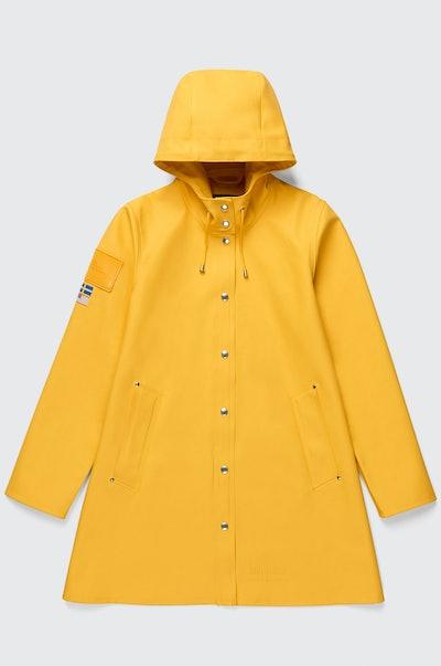Stutterheim x Marc Jacobs The Raincoat Yellow