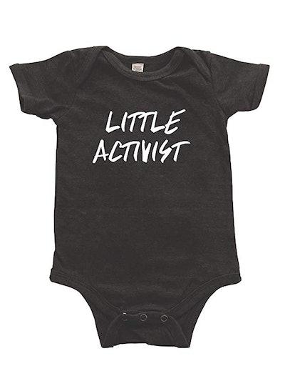 Love Bubby Little Activist Onesie