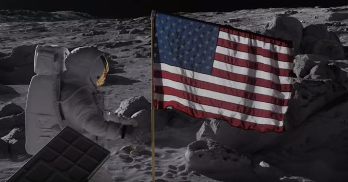 Apple TV+'s 'For All Mankind' Trailer Gives The Moon Landing A Surprise Twist — VIDEO