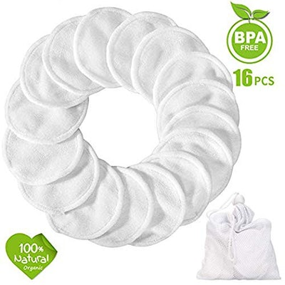 Reusable Make up Remover Pads (16 pack)