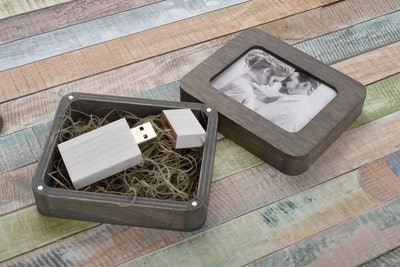 USB Keepsake Box
