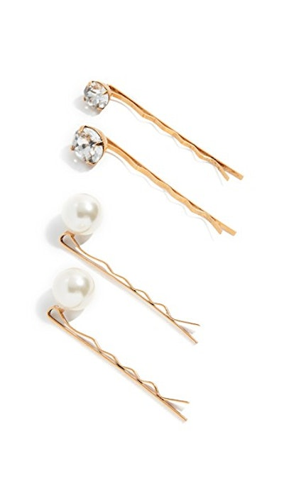Gigi Bobby Pins set of 4