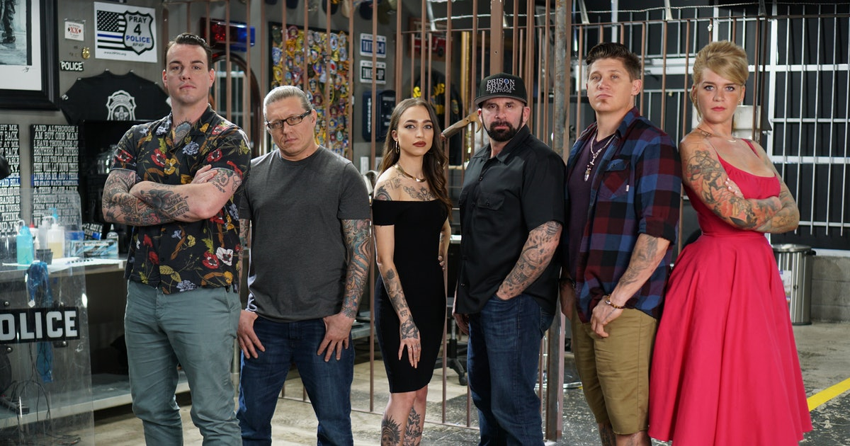 The 'Hero Ink' Tattoo Shop Honors First Responders In A Truly Special, Unique Way