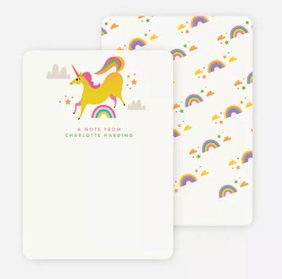 Unicorn Magic Stationery (10 pk)