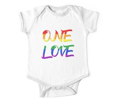 One Love Onesie
